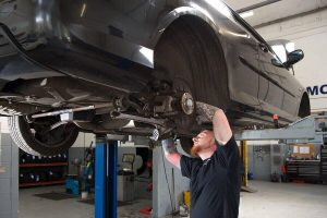 Brakes Repair at The Motor Company Leicester PPS ltd
