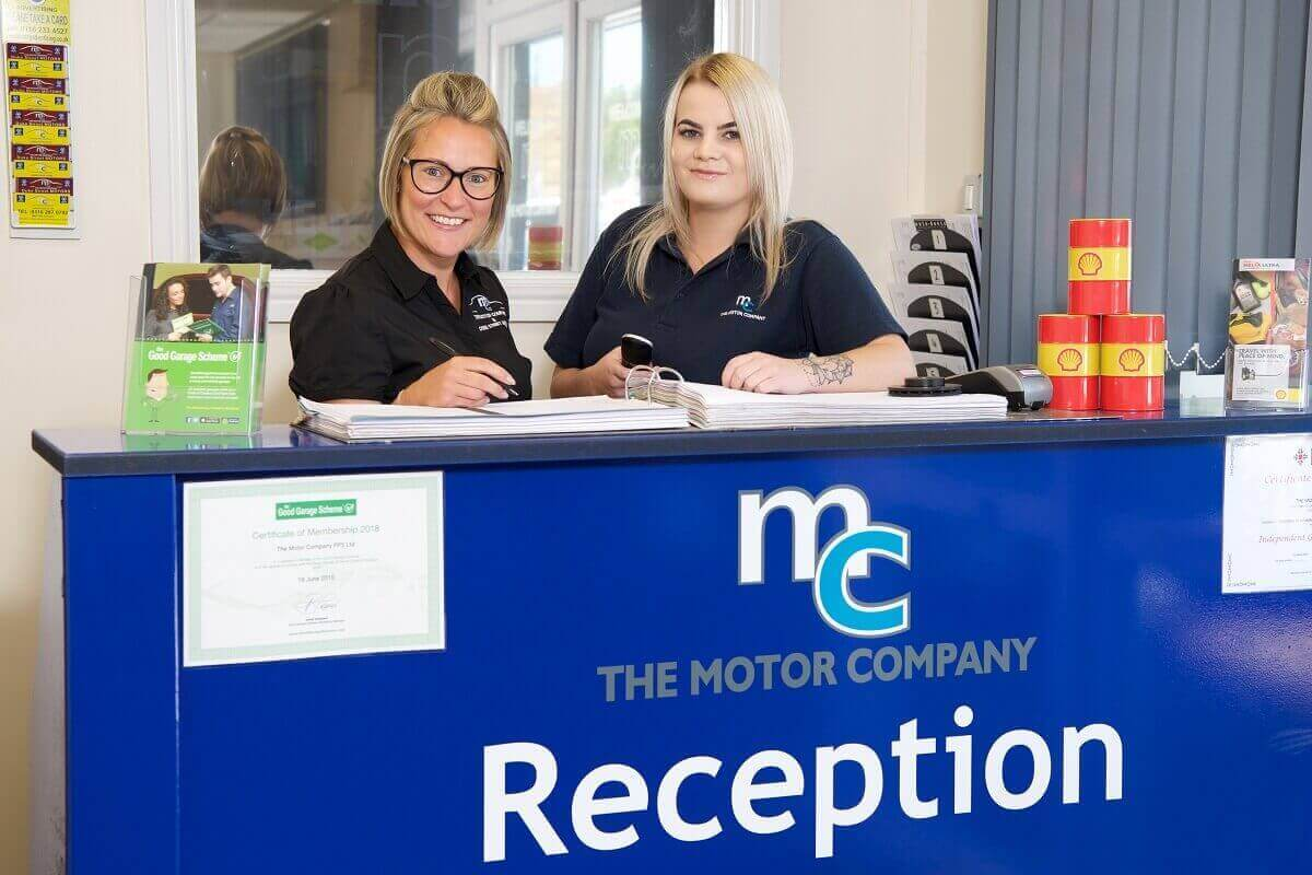 The Motor Company PPS ltd Reception